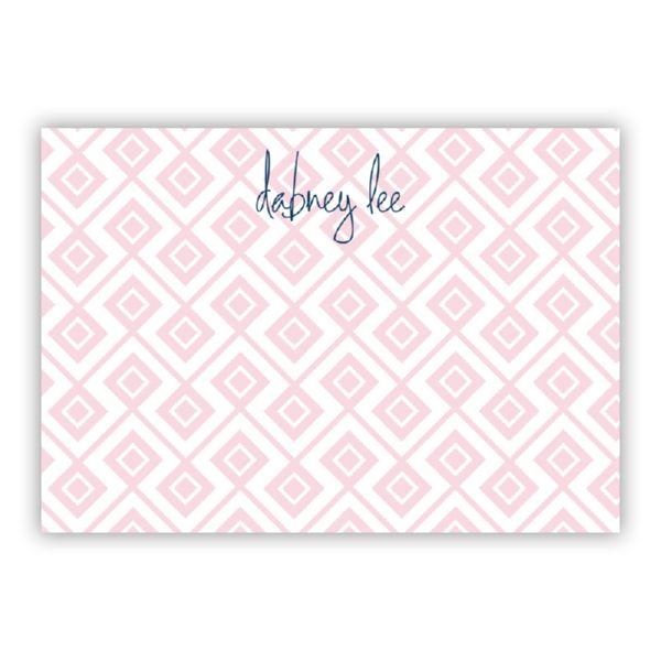 Lucy Personalized Desk Pad, 150 sheets