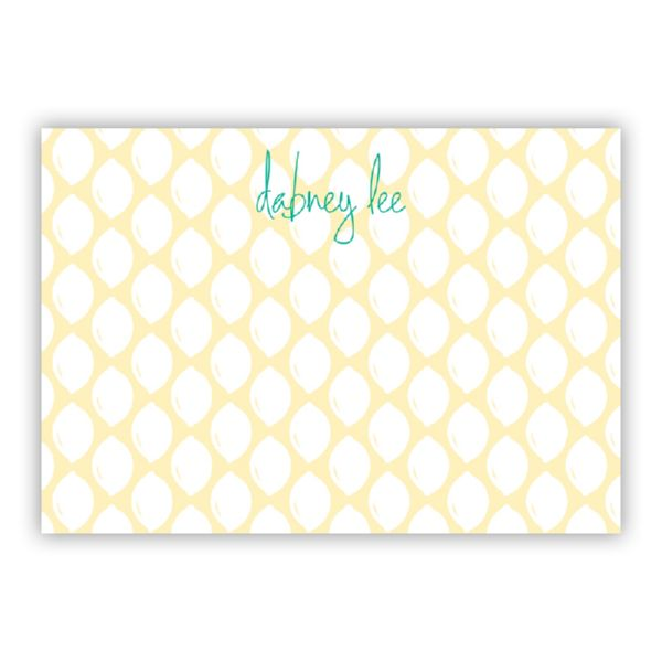 Meyer Personalized Desk Pad, 150 sheets