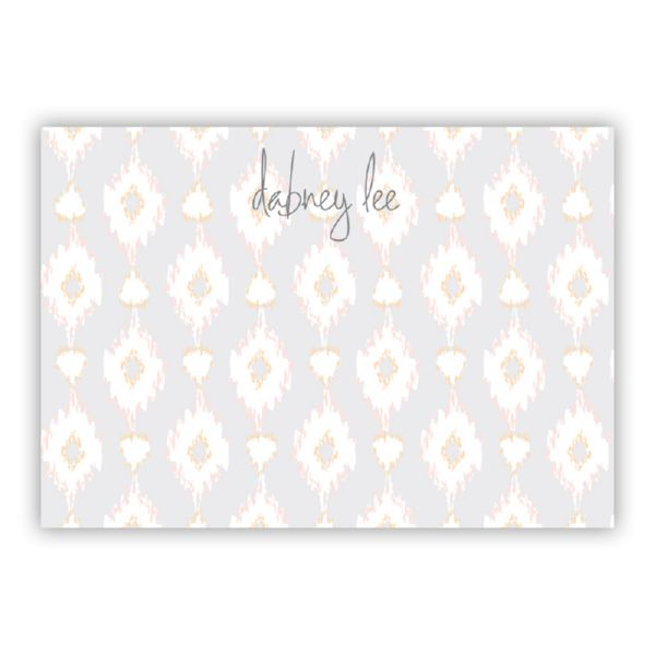 Mirage Personalized Desk Pad, 150 sheets