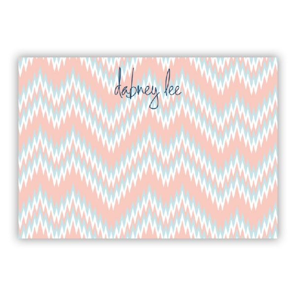 Mission Fabulous Personalized Desk Pad, 150 sheets