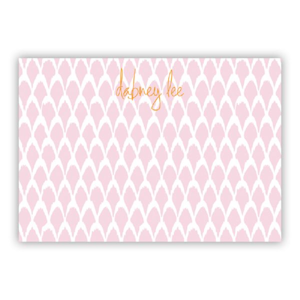 Northfork Personalized Desk Pad, 150 sheets