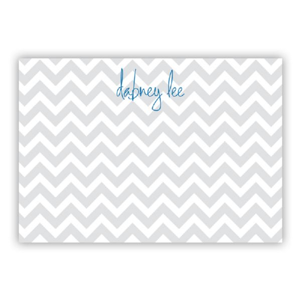 Ollie Personalized Desk Pad, 150 sheets