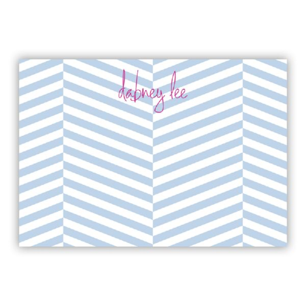 Perspective Personalized Desk Pad, 150 sheets