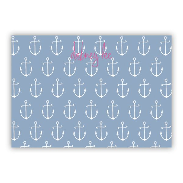 Salty Personalized Desk Pad, 150 sheets