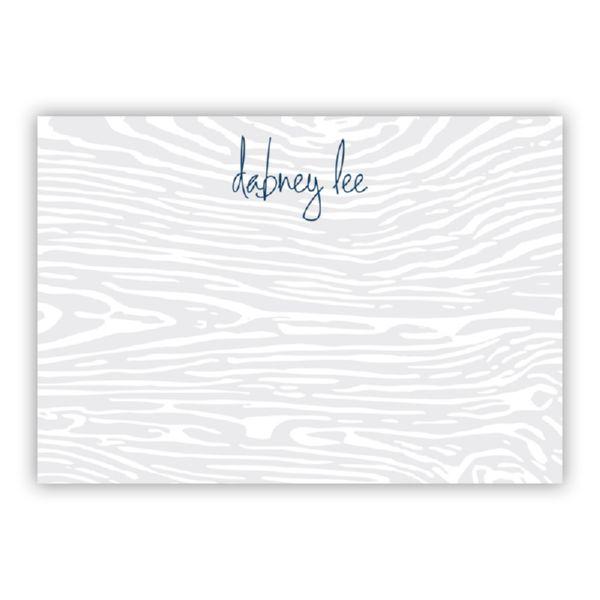 Varnish Personalized Desk Pad, 150 sheets