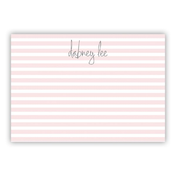 Cabana 2 Personalized Desk Pad, 150 sheets