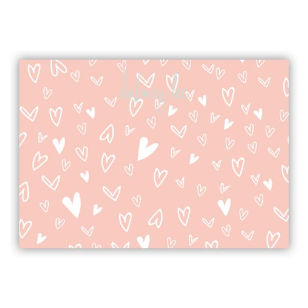 Love It Personalized Desk Pad, 150 sheets