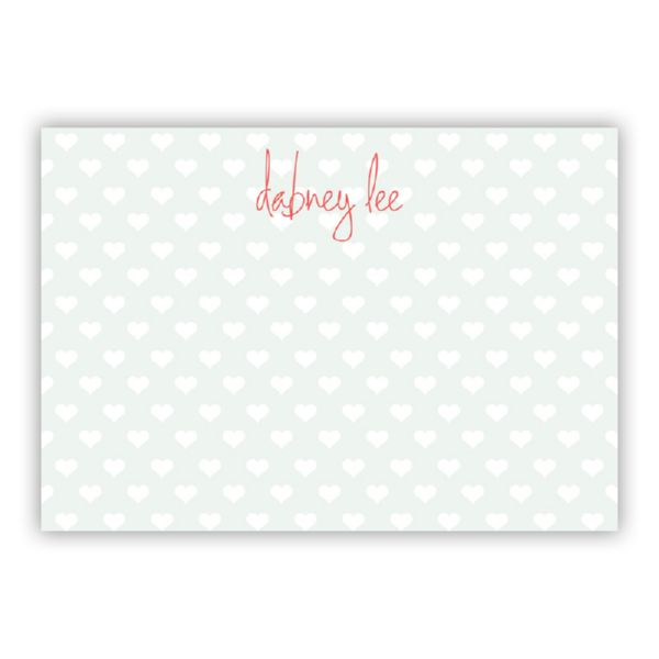 Minnie Personalized Desk Pad, 150 sheets