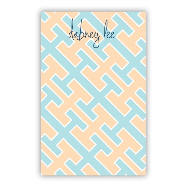 Acapulco Personalized Everyday Pad, 150 sheets