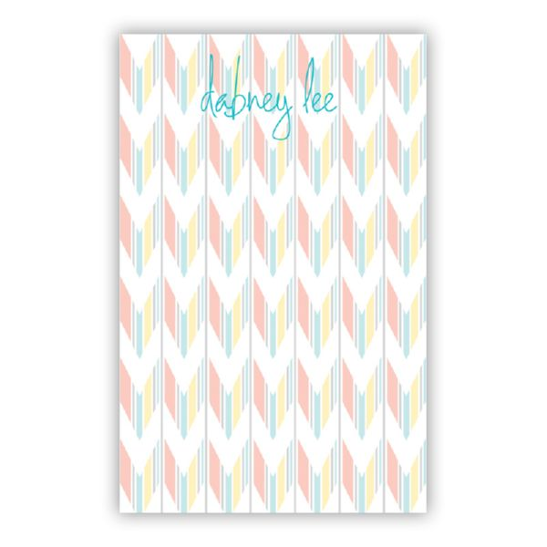 Arrowhead Personalized Everyday Pad, 150 sheets