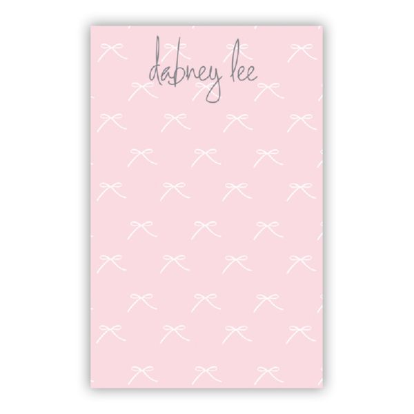 Chloe Personalized Everyday Pad, 150 sheets