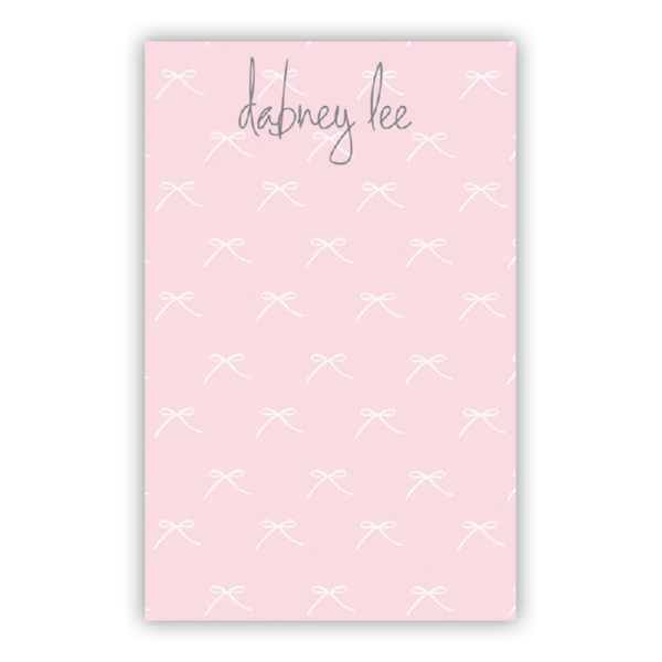 Chloe Personalized Loose Refill Note Sheets (150 sheets)