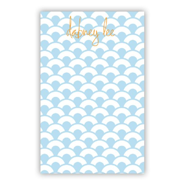 Coins Personalized Everyday Pad, 150 sheets