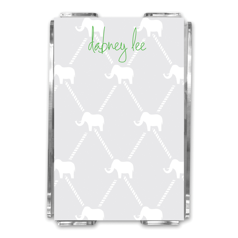 Dumbo Personalized Memo Notes in Holder (150 sheets)