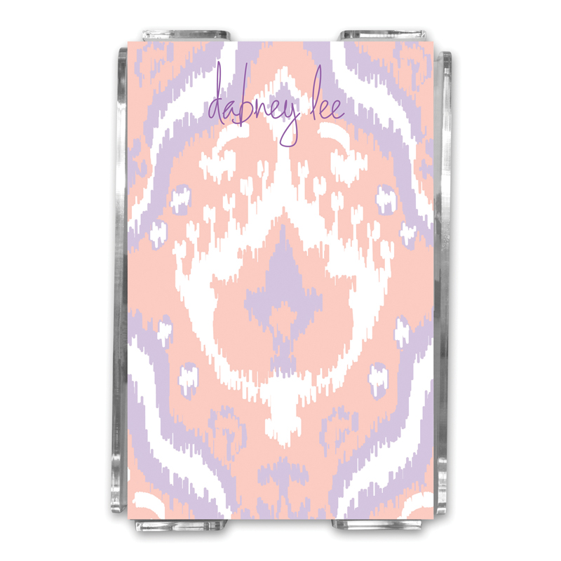 Elsie Personalized Memo Notes in Holder (150 sheets)
