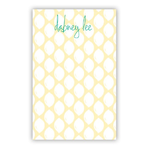 Meyer Personalized Loose Refill Note Sheets (150 sheets)