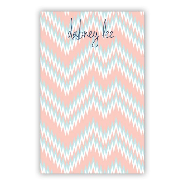 Mission Fabulous Personalized Everyday Pad, 150 sheets