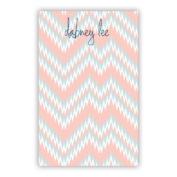 Mission Fabulous Personalized Loose Refill Note Sheets (150 sheets)