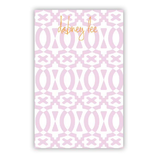 Poppy Personalized Everyday Pad, 150 sheets