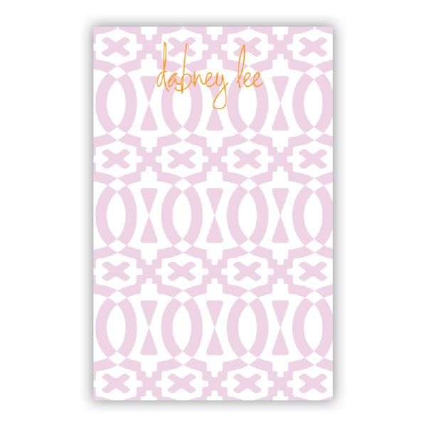 Poppy Personalized Loose Refill Note Sheets (150 sheets)
