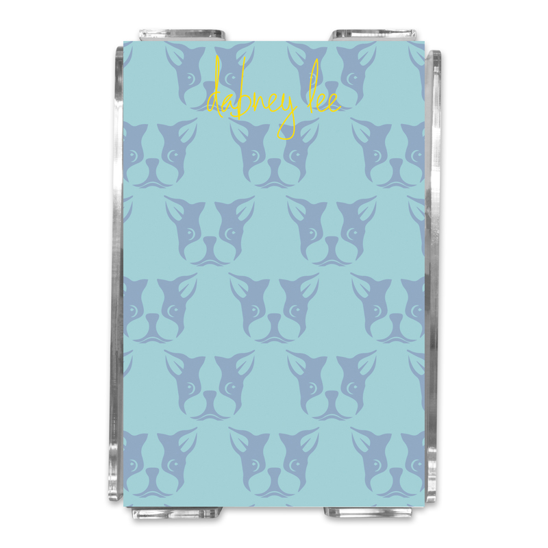 Polly Personalized Memo Notes in Holder (150 sheets)