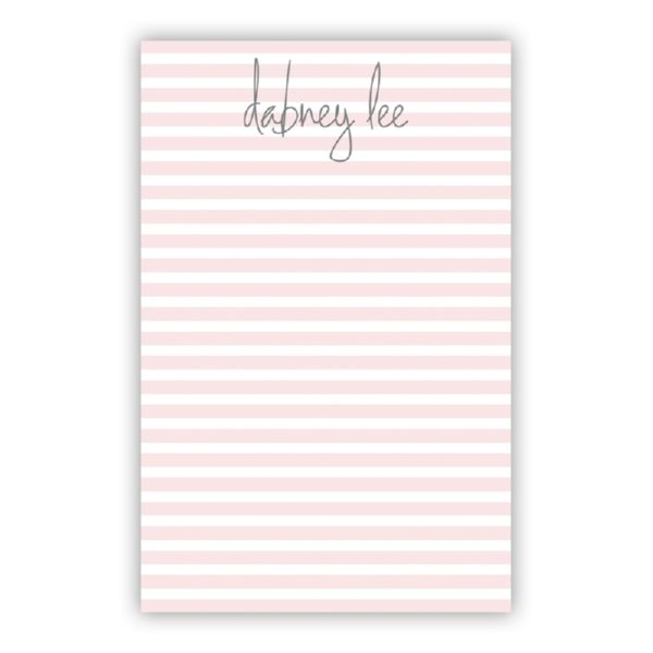 Cabana 2 Personalized Loose Refill Note Sheets (150 sheets)
