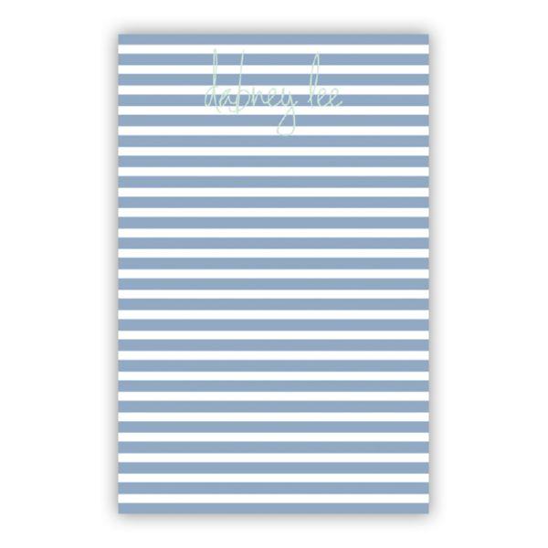 Cabana 3 Personalized Everyday Pad, 150 sheets