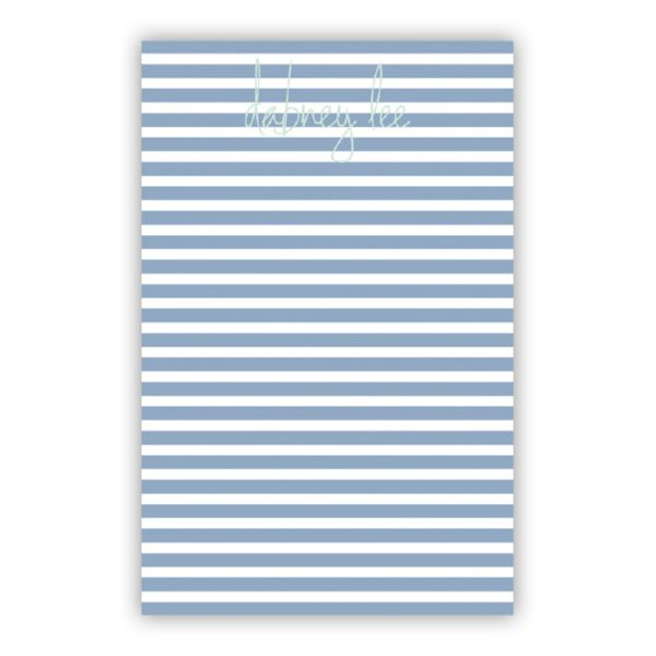 Cabana 3 Personalized Loose Refill Note Sheets (150 sheets)