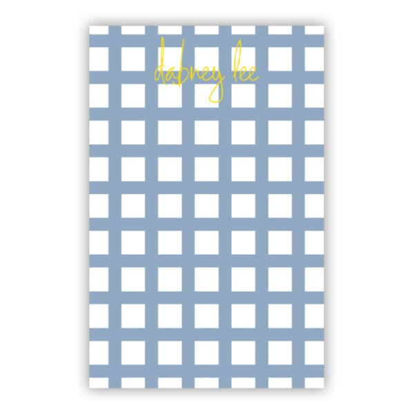 Checks & Balances Personalized Loose Refill Note Sheets (150 sheets)