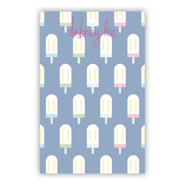 Let's Pop Personalized Everyday Pad, 150 sheets