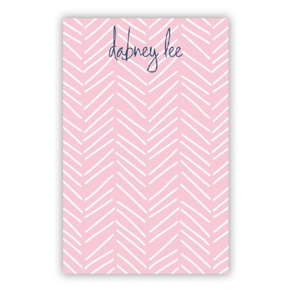 Little Lines Personalized Everyday Pad, 150 sheets