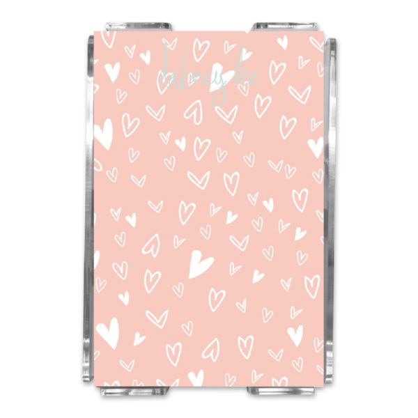 Love It Personalized Memo Notes in Holder (150 sheets)