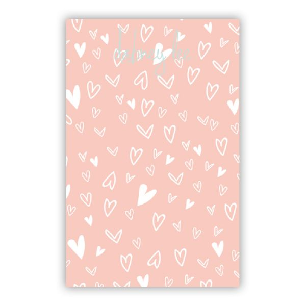 Love It Personalized Loose Refill Note Sheets (150 sheets)