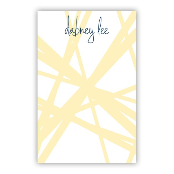 Pick Up Stix Personalized Loose Refill Note Sheets (150 sheets)