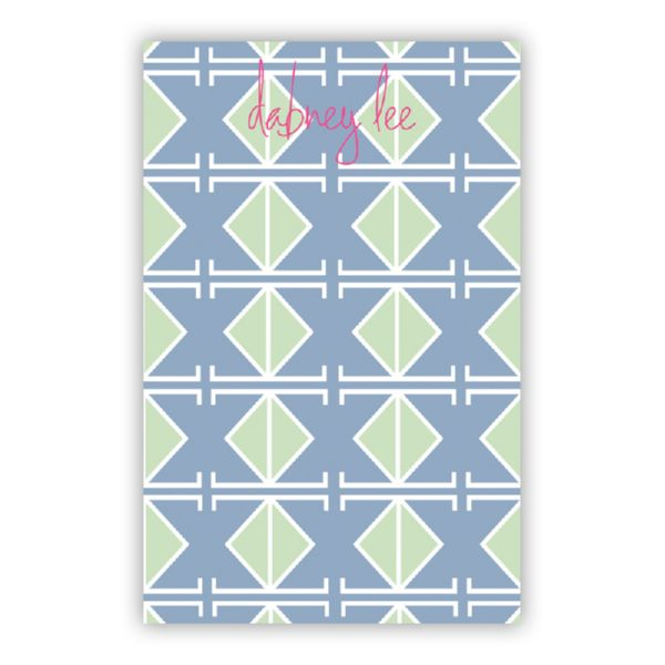 Table Tennis Personalized Loose Refill Note Sheets (150 sheets)