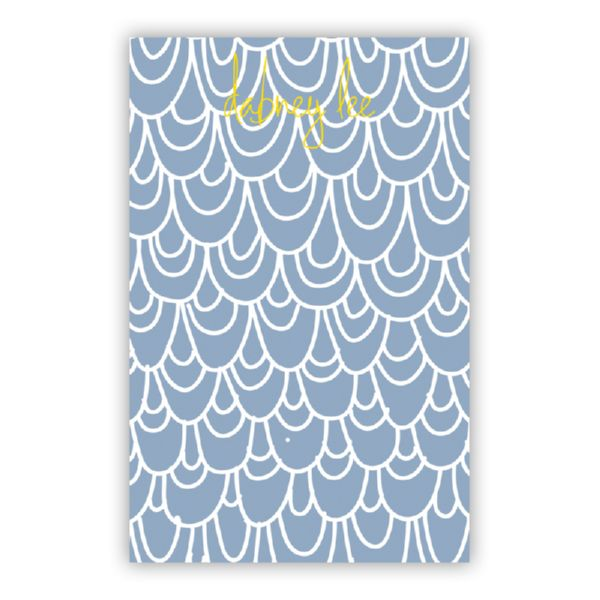 Top Deck Personalized Loose Refill Note Sheets (150 sheets)