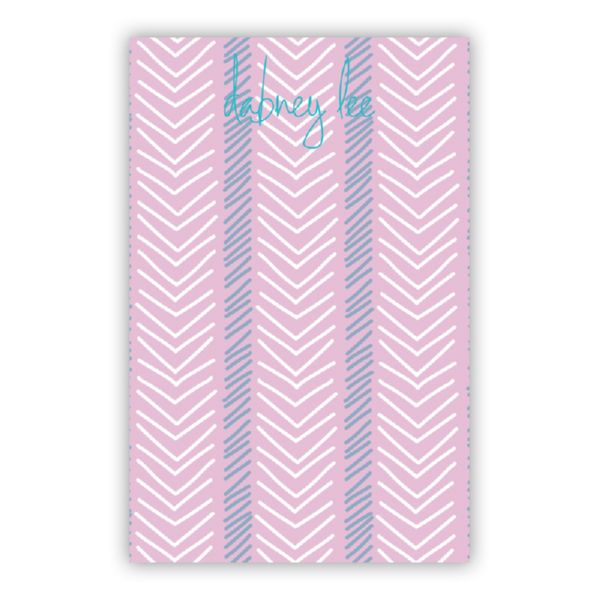 Topstitch Personalized Everyday Pad, 150 sheets