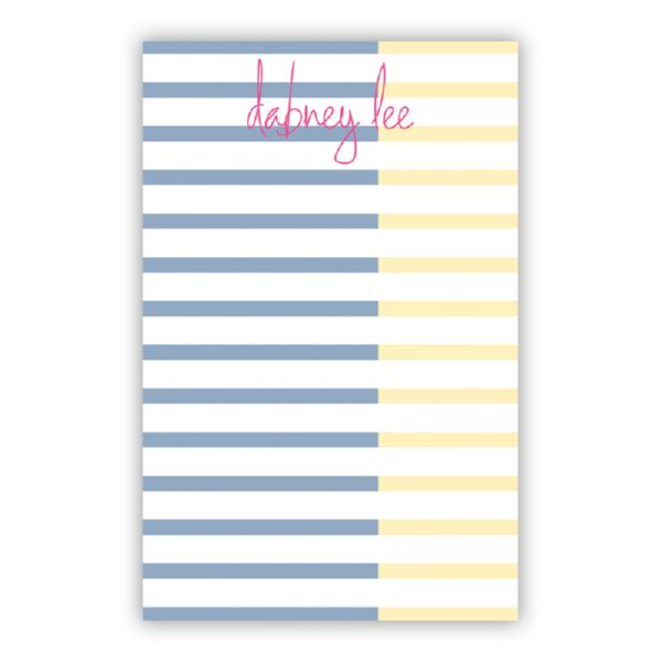 Twice As Nice Personalized Everyday Pad, 150 sheets