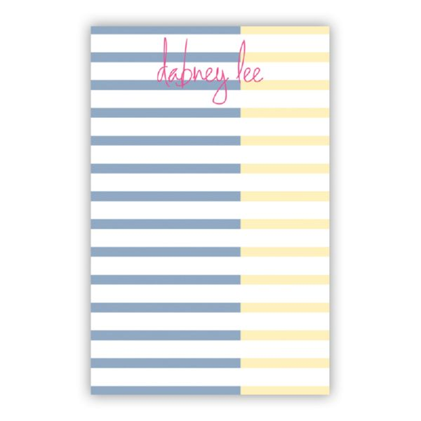 Twice As Nice Personalized Loose Refill Note Sheets (150 sheets)
