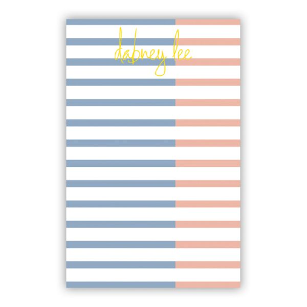 Twice As Nice 2 Personalized Everyday Pad, 150 sheets