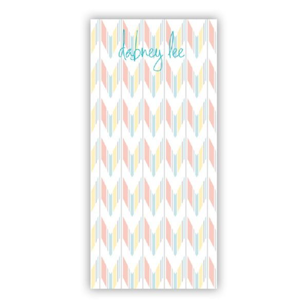 Arrowhead Personalized Grocery Pad (150 sheets)