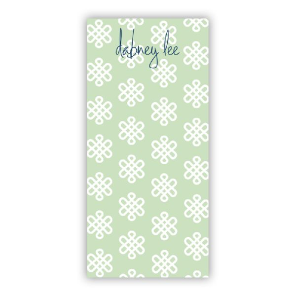 Clementine Personalized Grocery Pad (150 sheets)