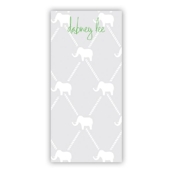 Dumbo Personalized Grocery Pad (150 sheets)
