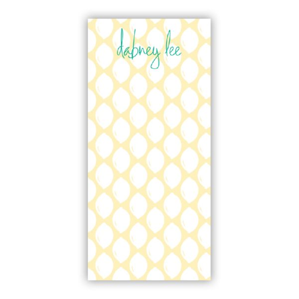 Meyer Personalized Grocery Pad (150 sheets)