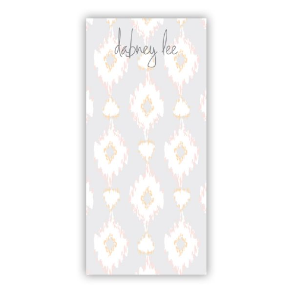 Mirage Personalized Grocery Pad (150 sheets)