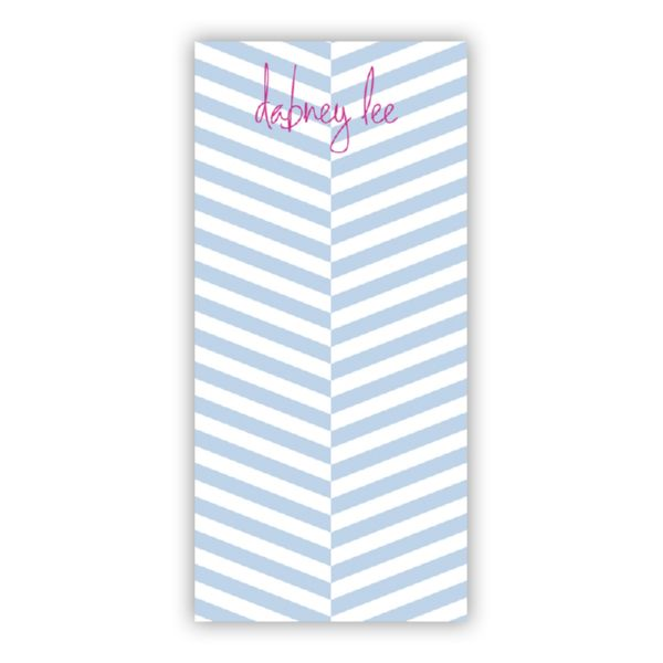 Perspective Personalized Grocery Pad (150 sheets)