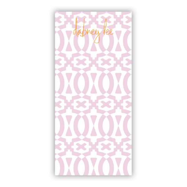 Poppy Personalized Grocery Pad (150 sheets)