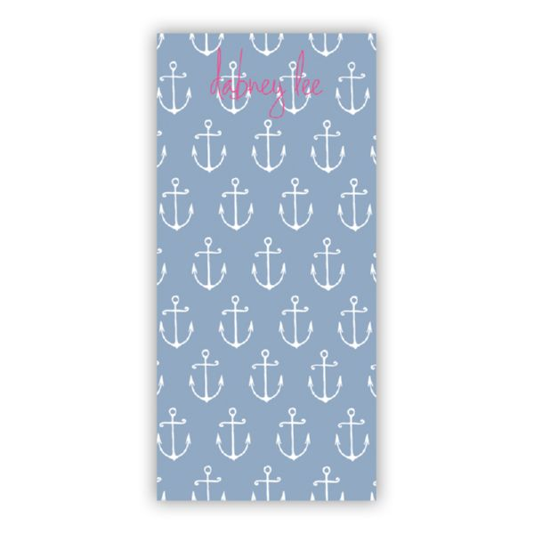 Salty Personalized Grocery Pad (150 sheets)