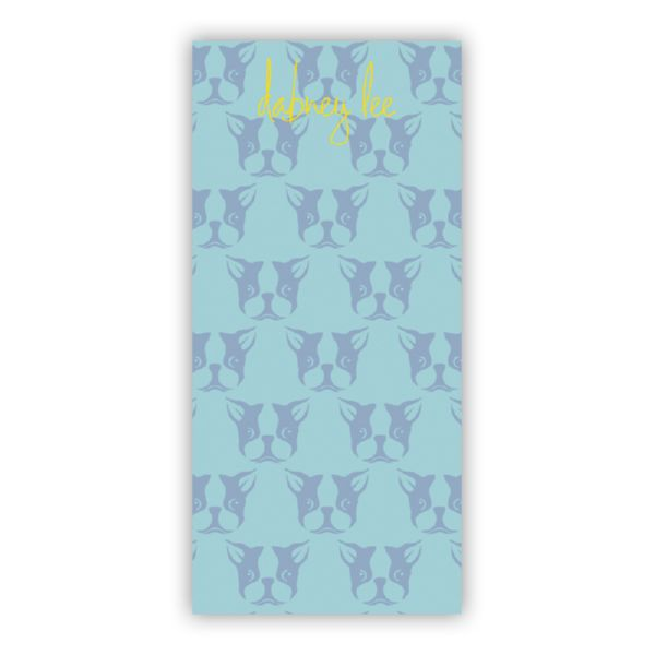 Polly Personalized Grocery Pad (150 sheets)