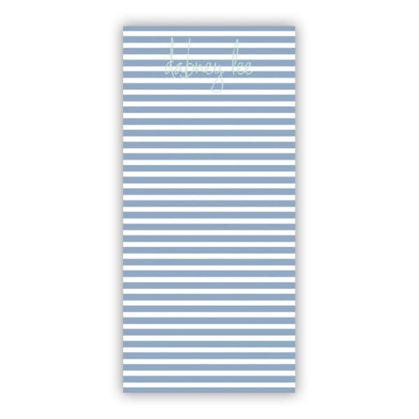 Cabana 3 Personalized Grocery Pad (150 sheets)